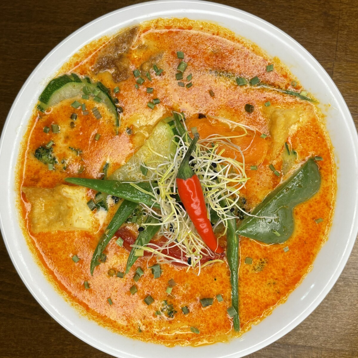 27 Red Curry (Fry, Wok, Grill)